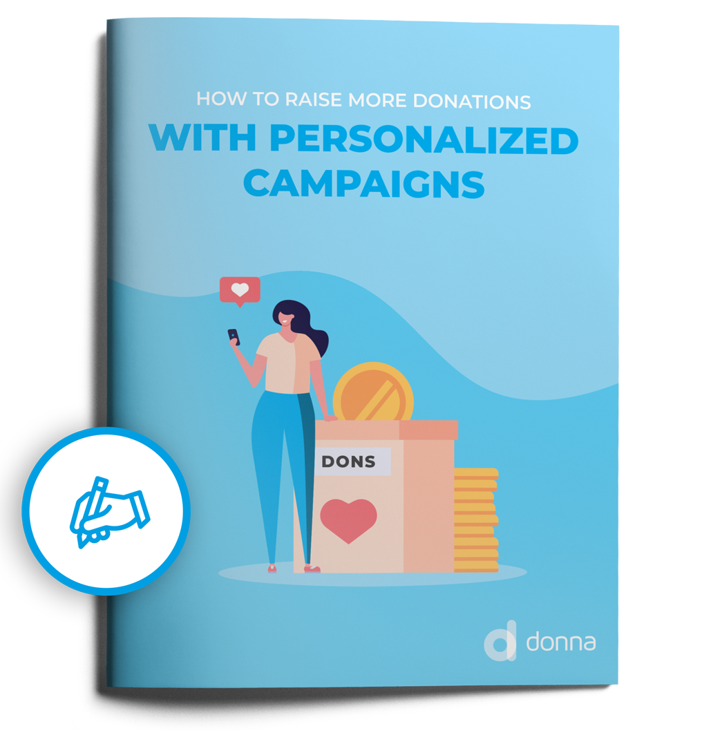 How to raise more donations with personalized campaigns?